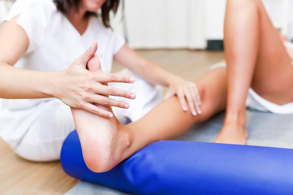Fysiotherapie bij hielspoor